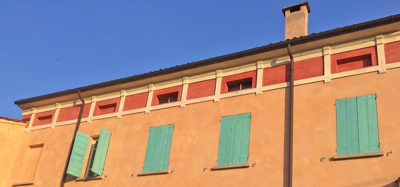 Pittura a calce esterno with colorare casa esterno - Colorare casa esterno ...
