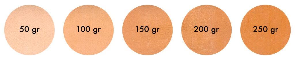 Palette Pigmento Giallo Ocra