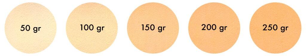 Palette Pigmento Terra di Siena