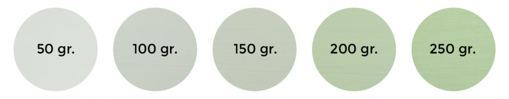 verde zinco