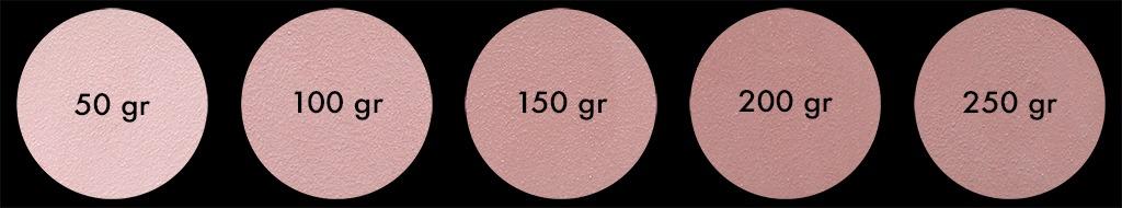 Pigmento Rosso Ossido Naturale