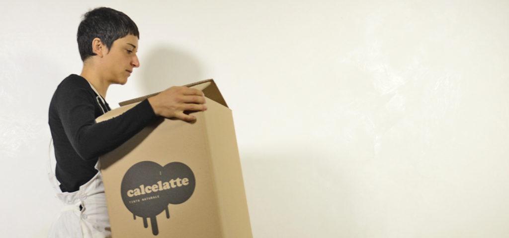 Calcelatte kit