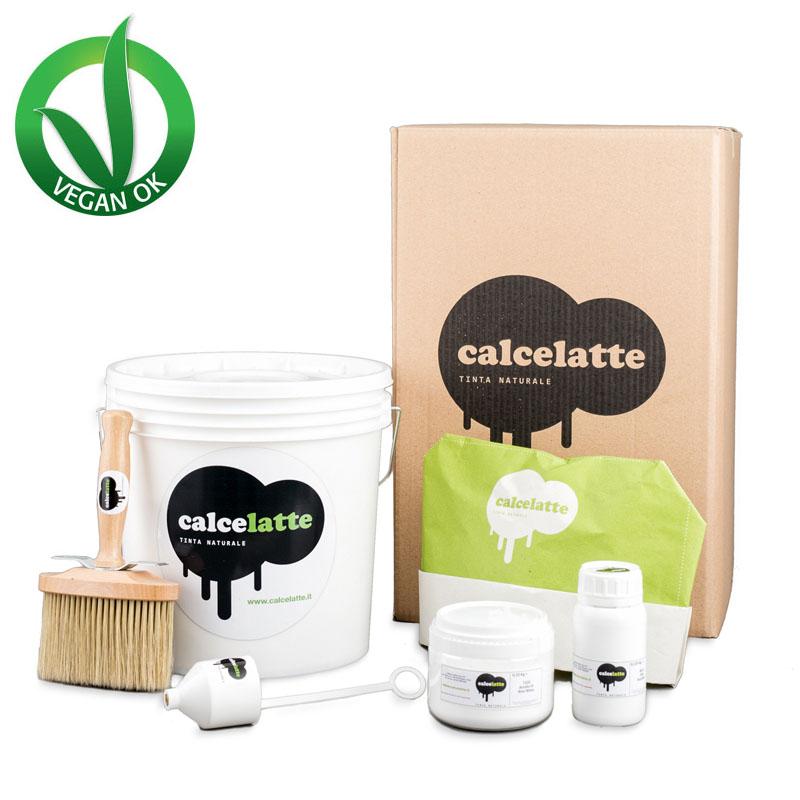 Calcelatte Veg