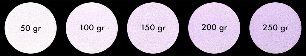Pigmento Violetto a Calce