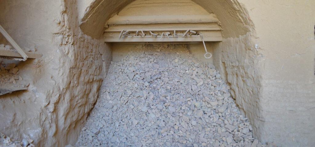 Roman Cement - Banca della Calce