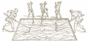 Vitruvio - Banca della Calce