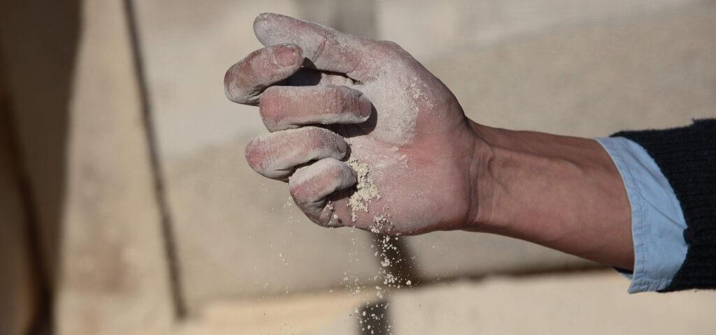 intonaco a calce idraulica naturale