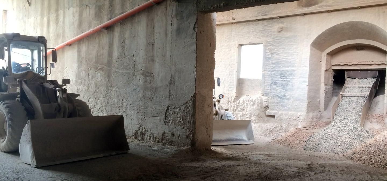 Calce idraulica naturale nhl 3 5 banca della calce for Banca della calce