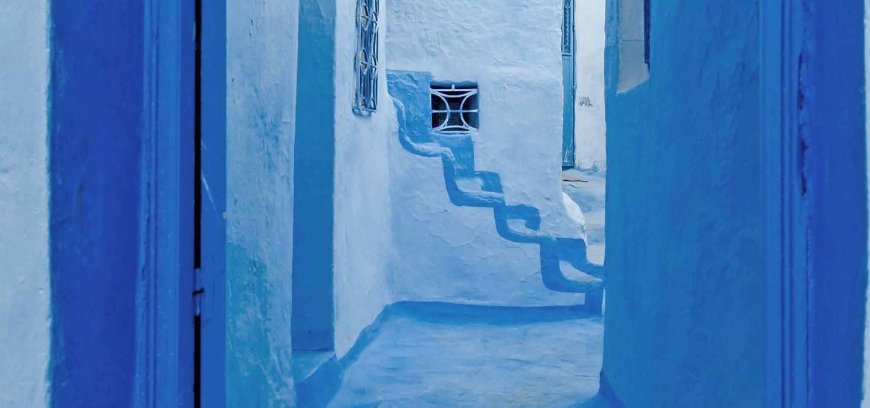 Calce Blu Calcelatte