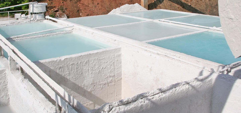 Vasche Spegnimento Del Grassello Di Calce