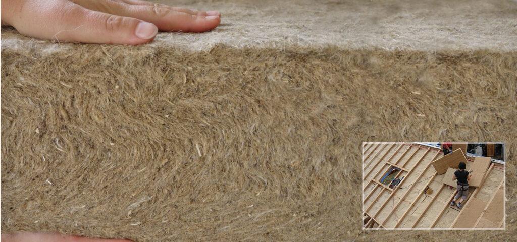 PAN pannelli in fibra di canapa