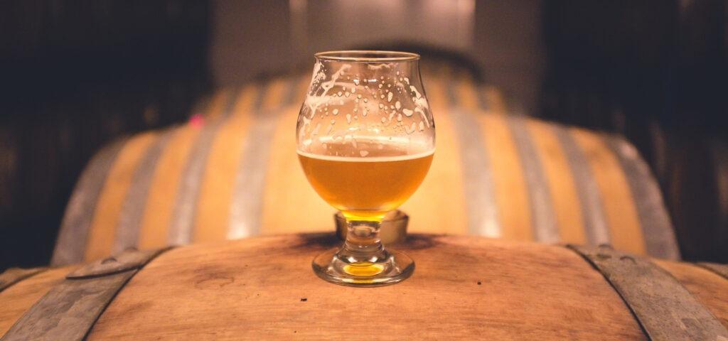 Incontro di qualità tra birra e calce de La Banca della Calce