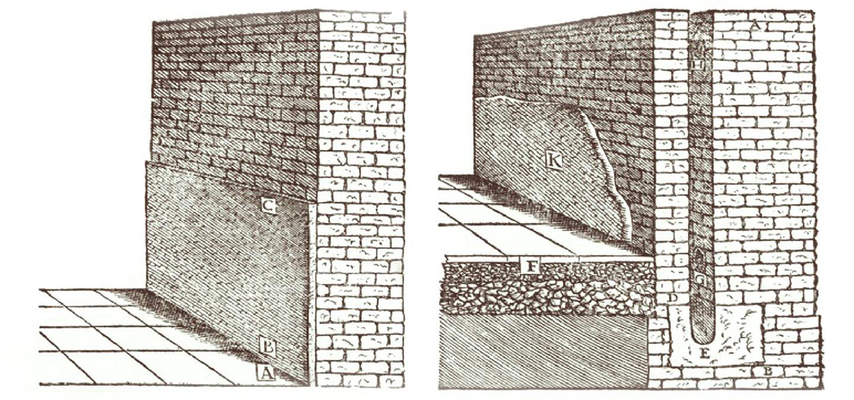 Cocciopesto per murature umide