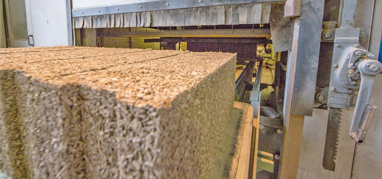 Produzione Blocchi In Canapa E Calce
