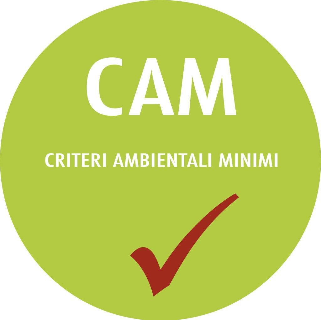 Logo - cam criteri ambientali minimi