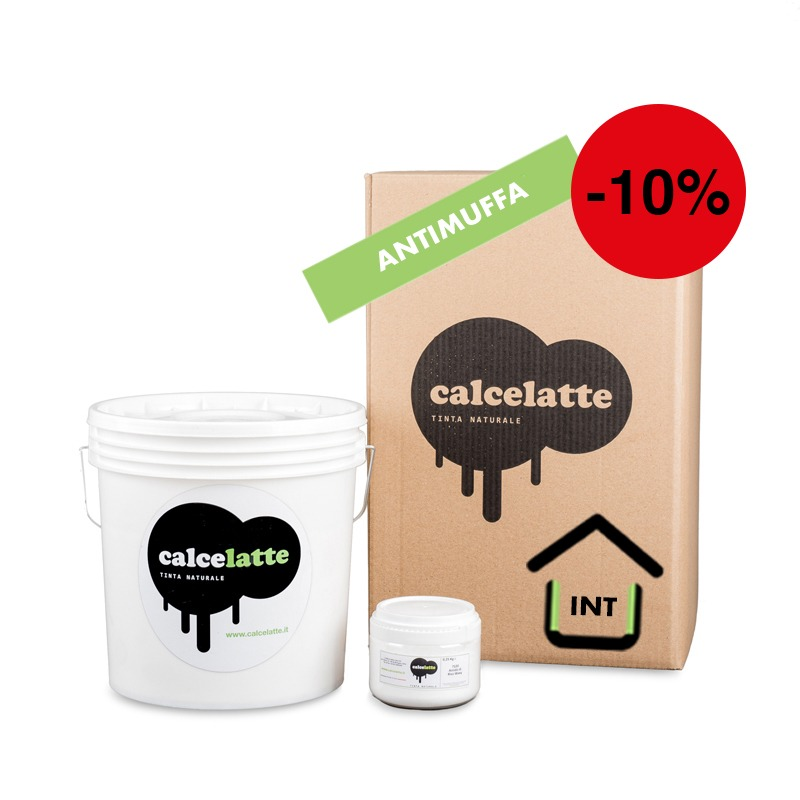 KIT ANTIMUFFA  PITTURA SANIFICANTE