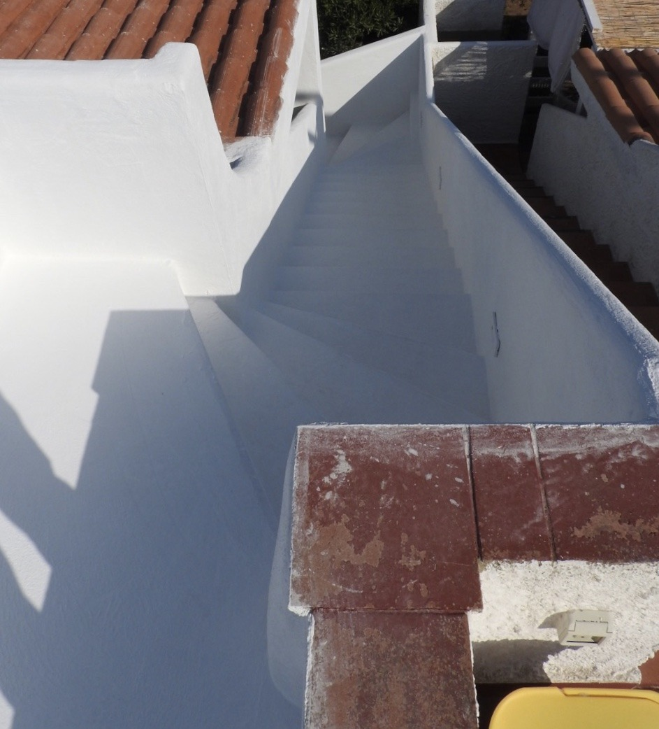 cool roof_calcelatte