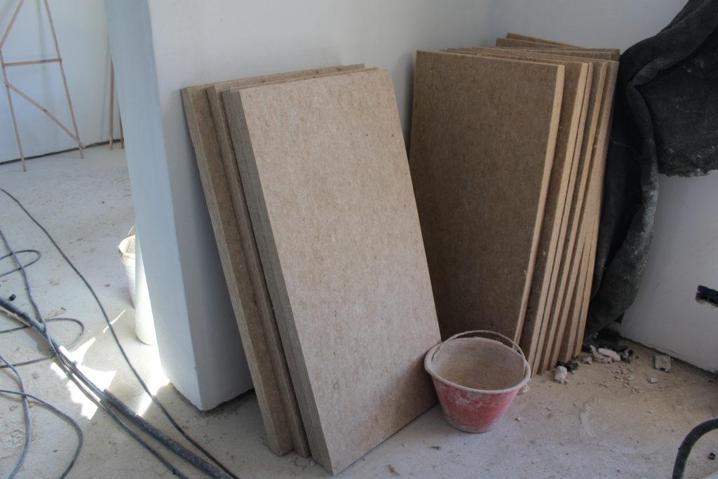 Materiale per isolamento termico