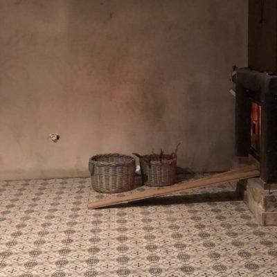 ristrutturazione casale con materiali calcecanapa