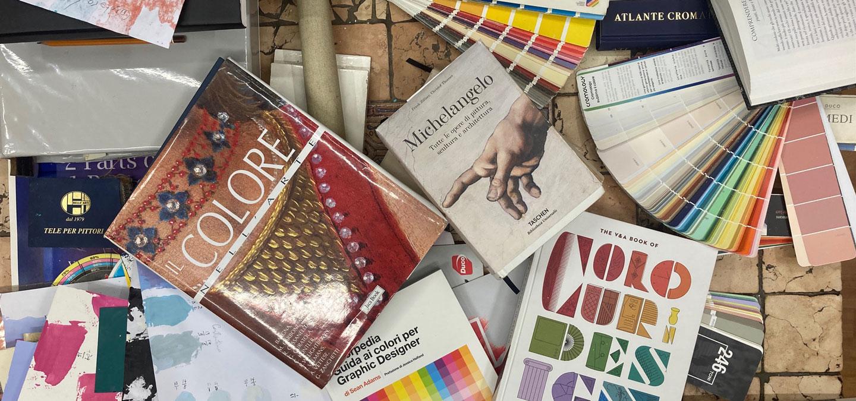 Manuali Per Studio Del Colore