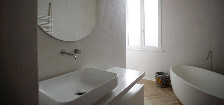 Bologna: Bagno In Tadelakt