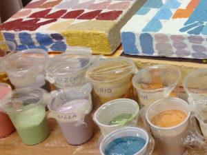 Tutti I Colori Della Calce Nel Tinteggio E Nella Decorazione